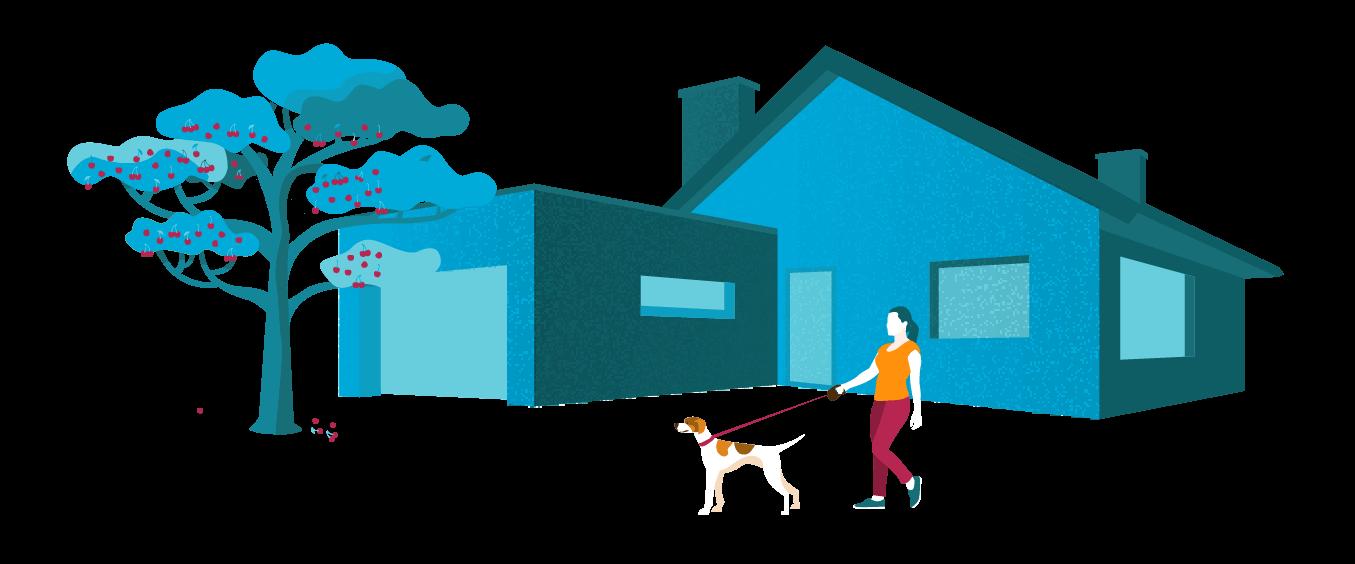 Neighbors lifestyle